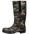 Camouflage heren regenlaarzen