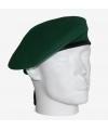 Soldaten baret commando groen