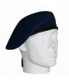 Soldaten baret marine blauw